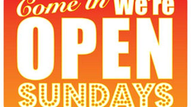 Clubhouse Opening on Sundays