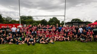 Stockton post fifty points to reclaim Rick Taylor Memorial Trophy at Grangefield