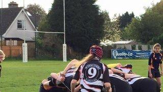 U15 Ladies vs Effingham & Ringwood