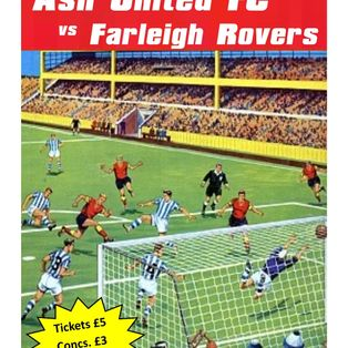 Ash United 3-0 Farleigh Rovers