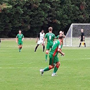 Balham 2-2 Ash United