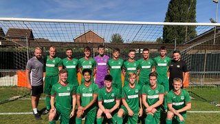 Reserves at home; 1st team away