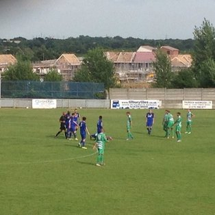 Opening day defeat for Aveley