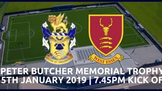 Matchday | Aveley Reserves v West Essex