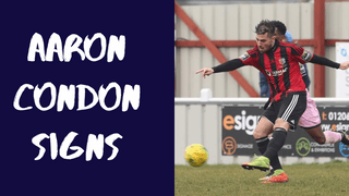 Aaron Condon Signs