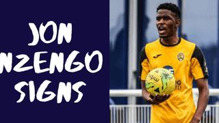 Jonathan Nzengo Signs