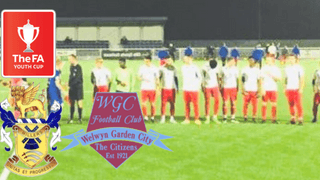 FA Youth Cup: Aveley vs Welwyn Garden City