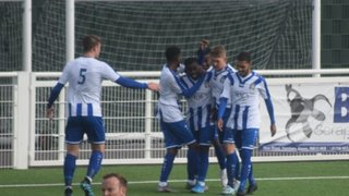 Akrofi Brace Helps To Defeat Grays
