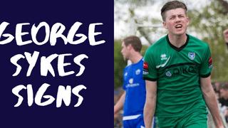 Geroge Sykes Signs