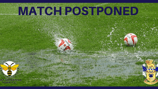 FA Trophy | Match Postoned