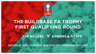 FA Trophy: Aveley v Bowers Date Confirmed