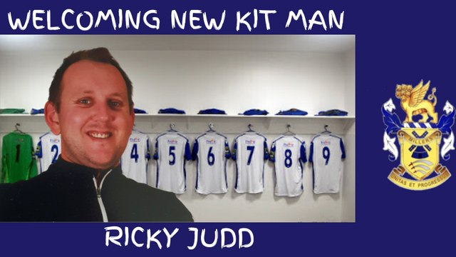 Millers Welcome New Kitman