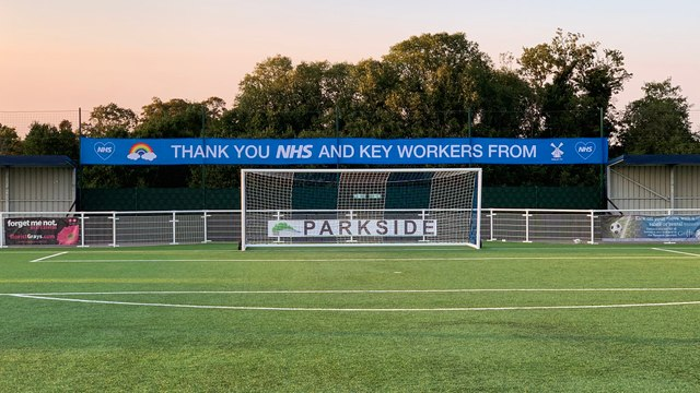 New Years Message From Aveley FC