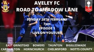 Aveley FC: Road to Meadow Lane