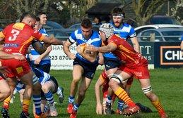 Cambridge Take Vital Win at Volac Park