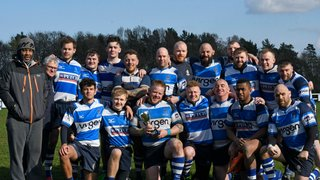 Mowden Park 2nds v Northern 2nds Away Candy Cup Final 13th April 2019