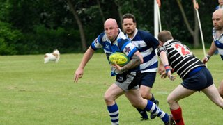 Mowden Park Antiquarians v Darlington 25th May 2019