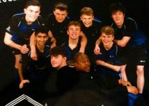 Boys Under 18's