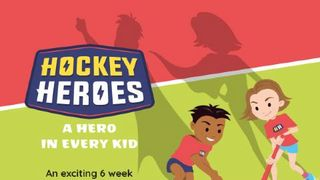 Hockey Heroes - new fun programme for 5 - 8 year olds !