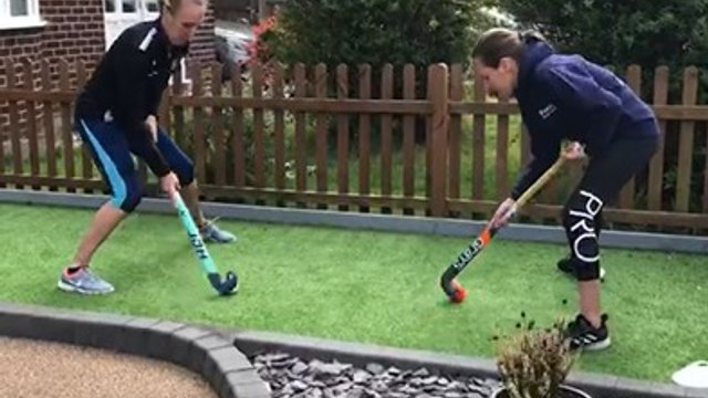 Hockey skills and challenges for our Academy Players !