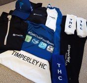 Check out the extended range of THC Kit items - ready for 'Return to Hockey' and festive gifts !