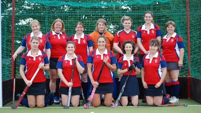 Ladies 3rd Team