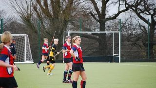 Ladies 1s v Thurrock 25th Jan 2014