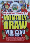 Monthly Draw Winner