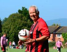 Meet the Volunteers - Steve Whitfield
