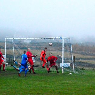 Town stunned by keeper's last minute equaliser