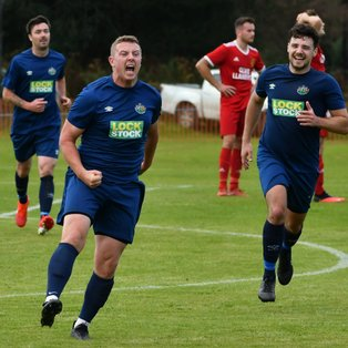 KP screamer and a Davey header gives Town the win