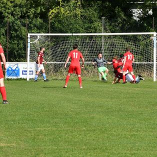 Town win away after lack lustre first half