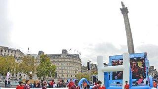 Trafalgar square RWC fanzone