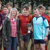 Trojans & Rugby community come together to remember Ben