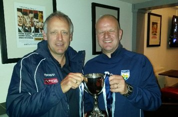 WNL RESERVES LEAGUE CUP WINNERS 201/14