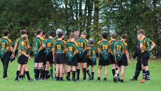 Bury St Edmunds under 14s v. North Walsham  Sunday 29th September 2019 @ North Walsham RFC