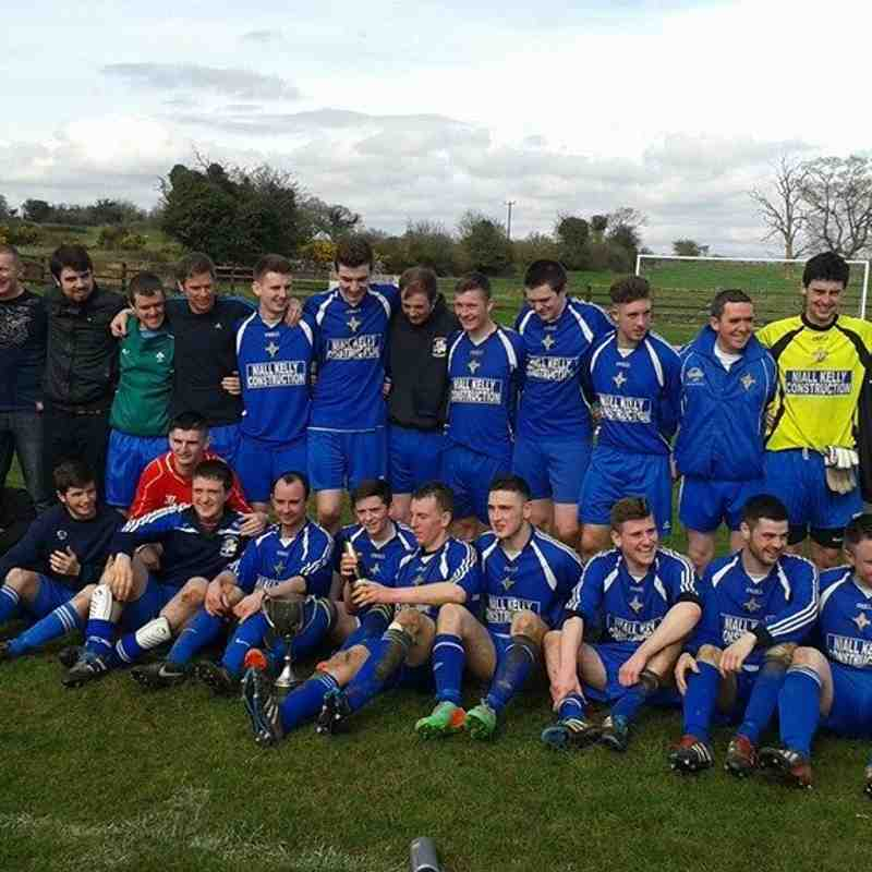 Division One Champions 2015 - St. John's Athletic