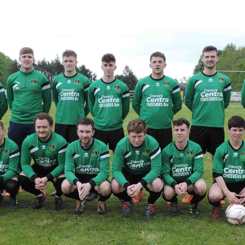 Moylough '79 - RDFL Division Two Champions