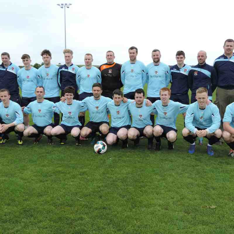 Kilkerrin United - RDFL First Division Cup Winners