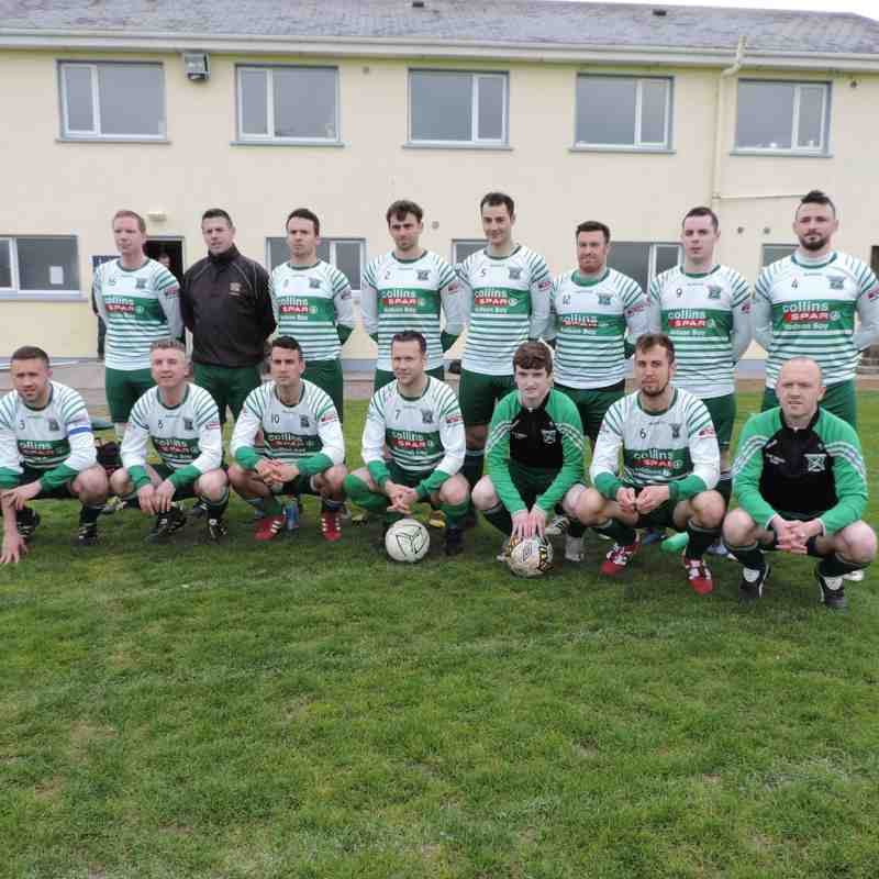Hodson Bay Athletic - RDFL First Division Cup Runners-up