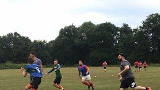 Combined Rugby Development Session (U17's, U18's & Seniors)