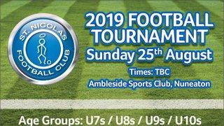 St Nicolas Tournament 2019