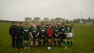 Caithness U16 V Aberdeen Wanderers 16/11/14