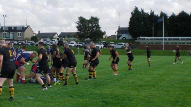 Blackburn 45 v 0 Kendal (report)