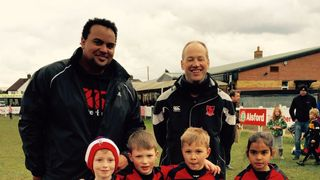 Victory at Esher Festival for Heath U7s