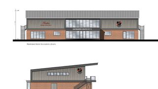 THANK YOU FOR YOUR SUPPORT FOR NEW HHRFC CLUBHOUSE