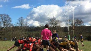 Heath U16s remain unbeaten to win the league