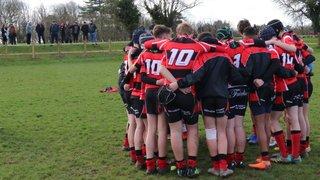 Heath U14s win away at Cirencester