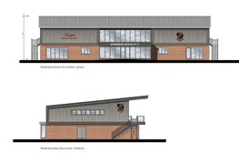 NEW HHRFC CLUBHOUSE - PLANNING PERMISSION APPROVED