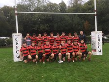 Heath Under 16s win away at Cranbrook